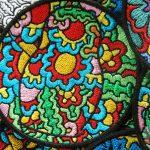 Нашивки с цветами