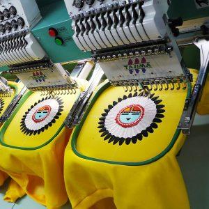 Как создаётся вышивка?