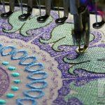 Как создается вышивка?