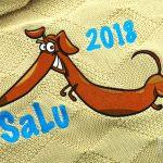 Вышивка на Новый год 2018