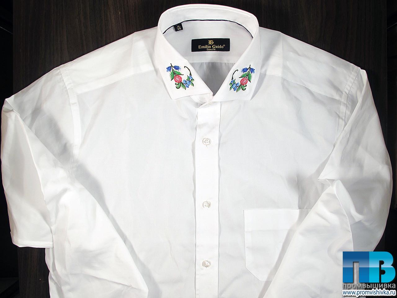 Рубашки под вышивку мужские