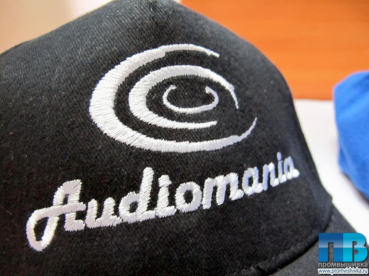 Вышивка логотипа на кепке 39
