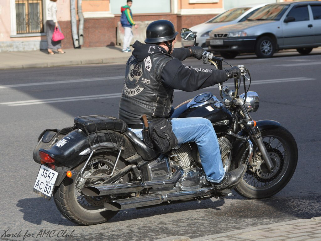 Картинки байкеров на мотоциклах