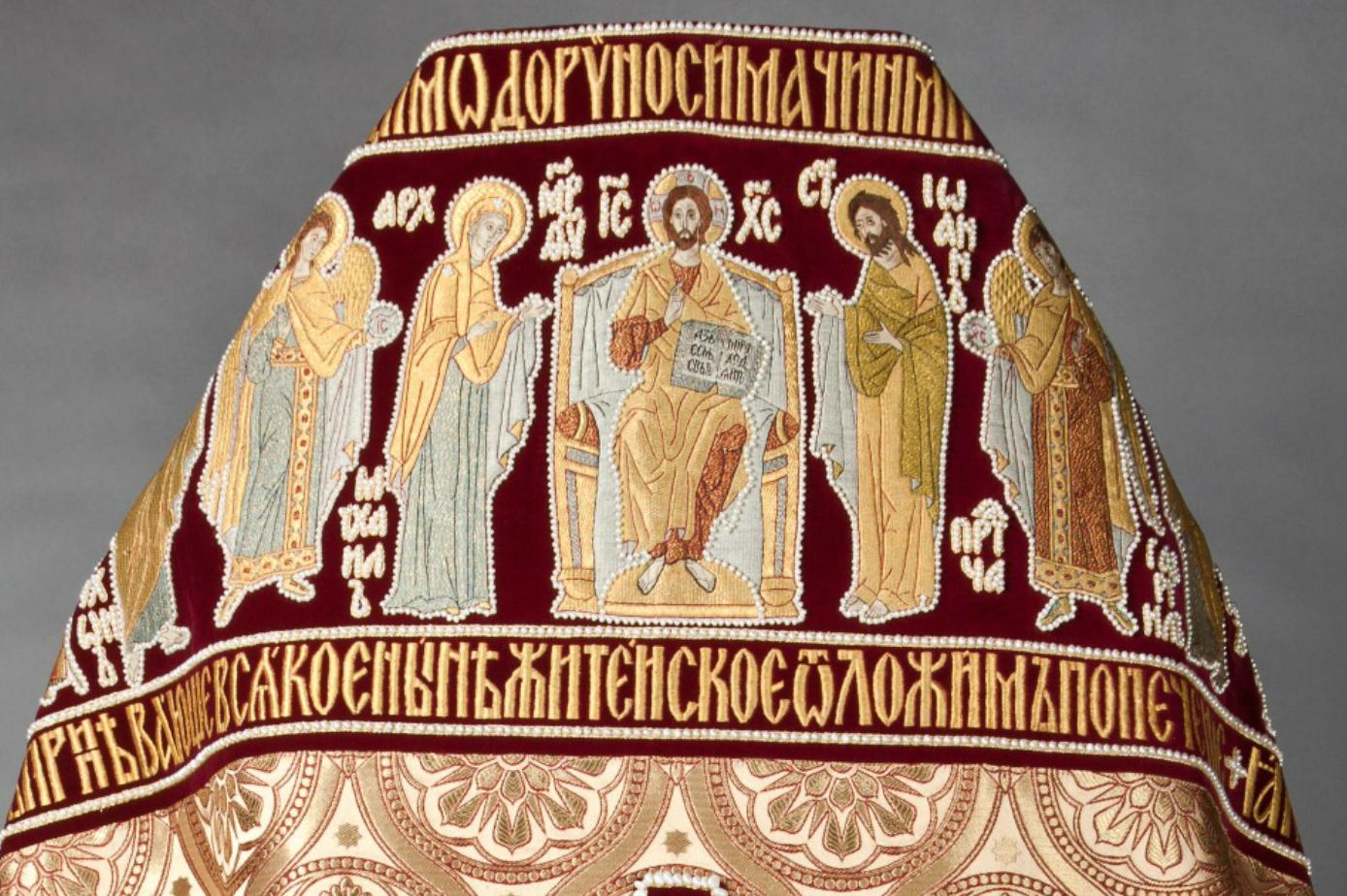 Какой Российский город с 13 века славится Золотой вышивкой 59