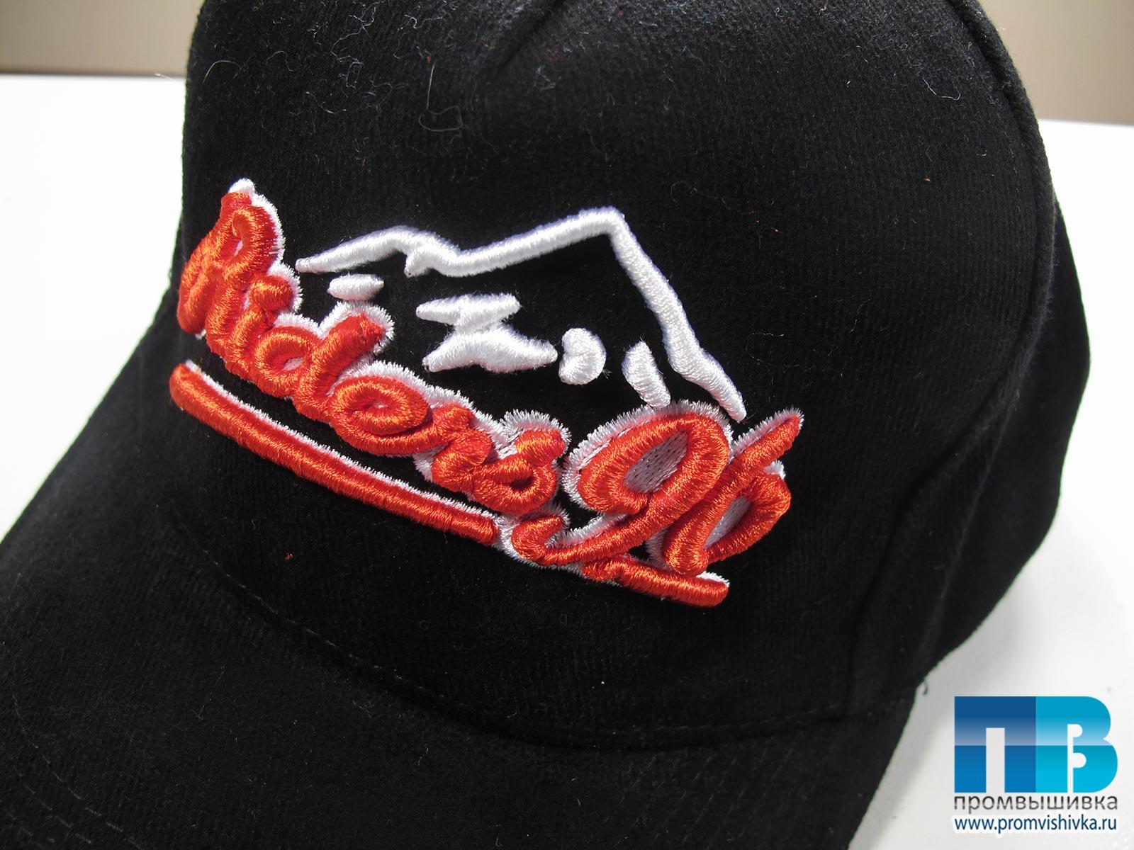 Вышивка на кепках 77