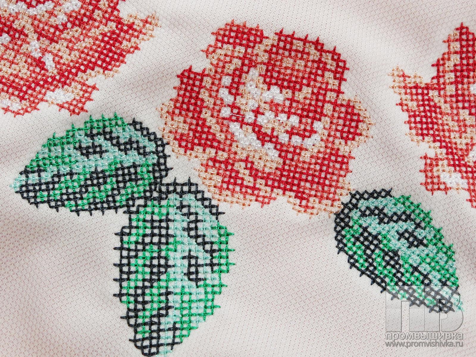Заказ вышивки крестом в москве