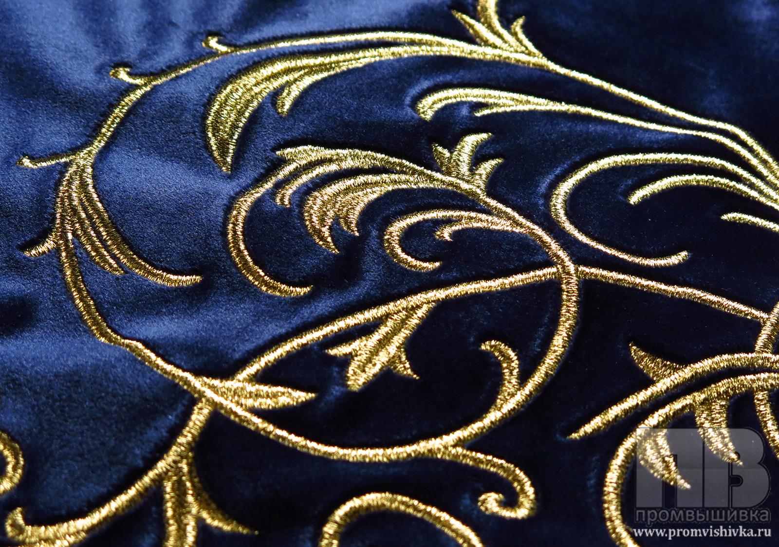 Вышивки на бархате 2