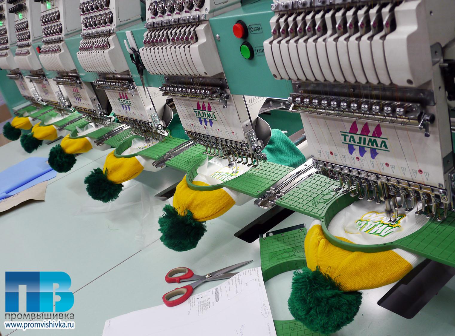 Вышивальная машина с созданием своей вышивки 92