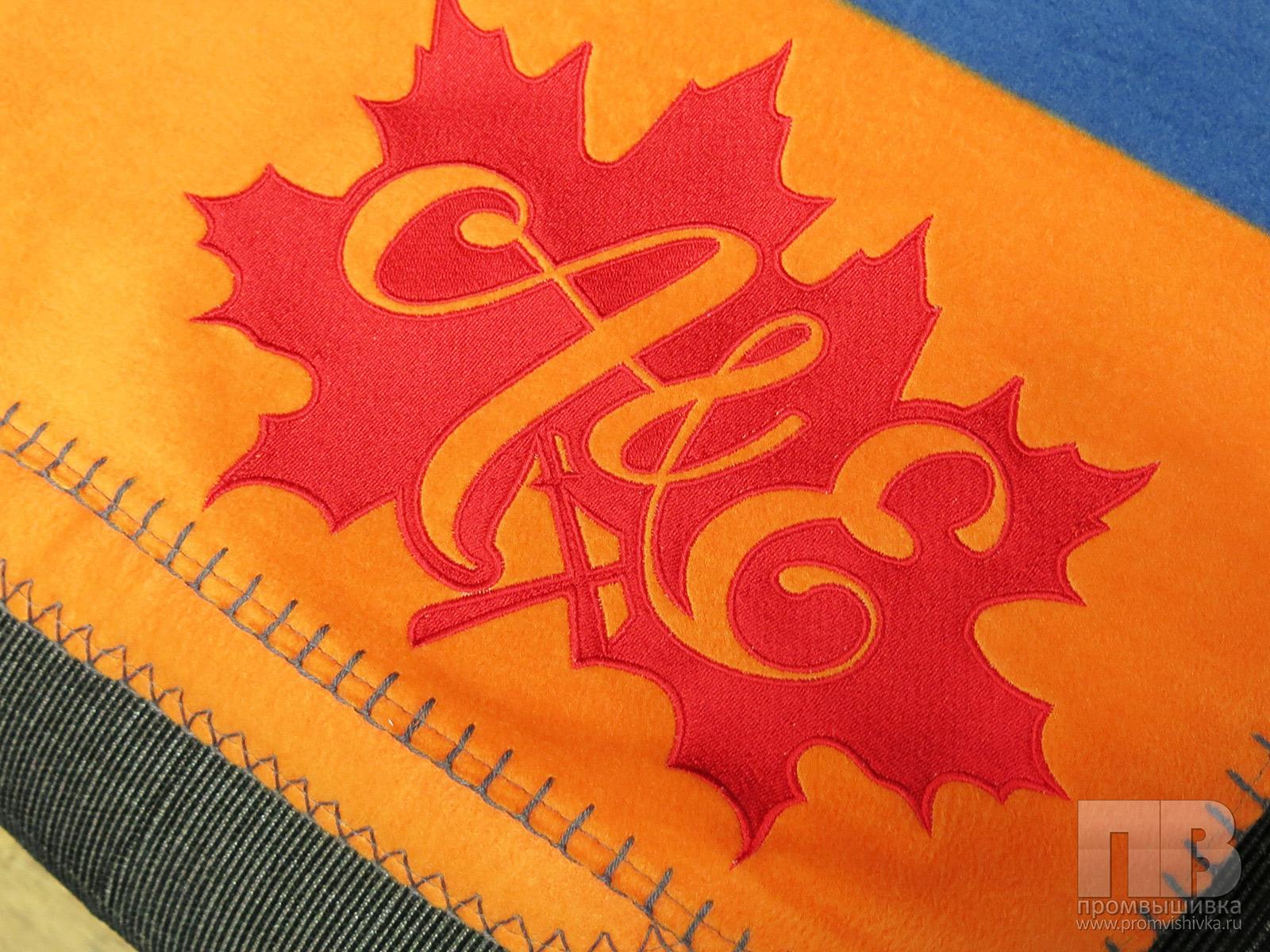 Машинная вышивка индивидуальная