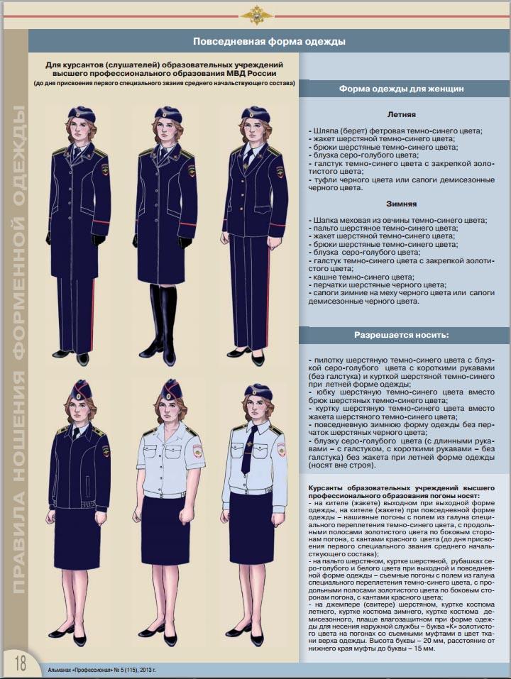 Длина Юбки Полиции