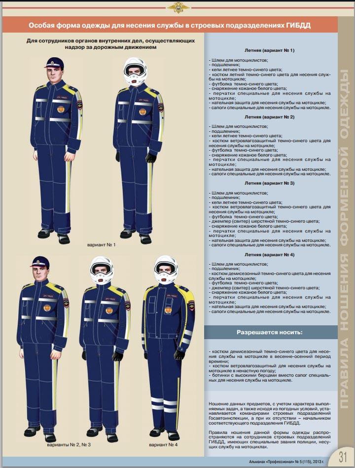 Правила Ношения Формы Полиции Нового Образца Фото России
