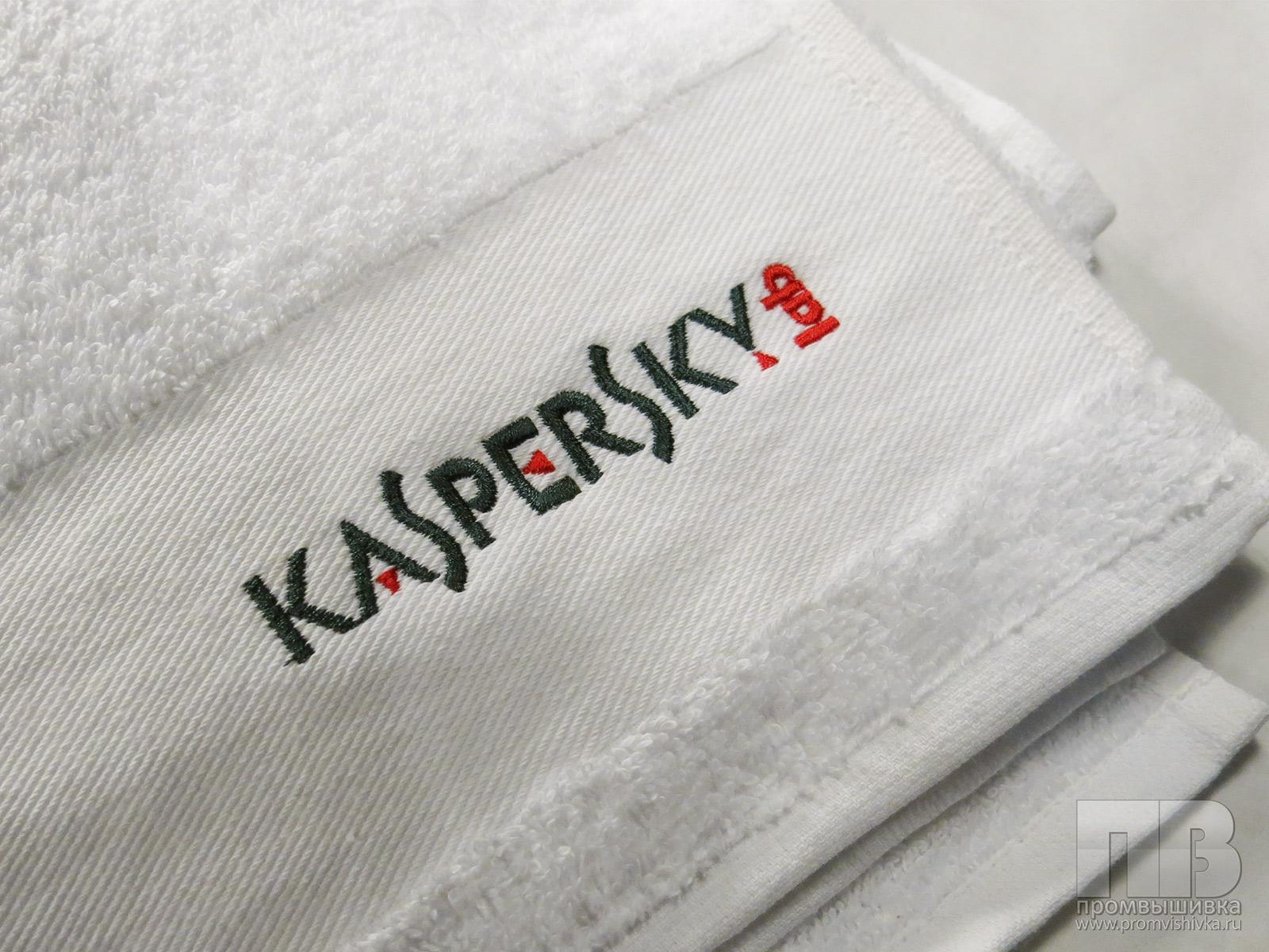 Заказать вышивку логотипа 97