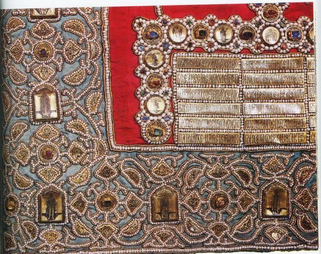 Вышивка 16 века и все о ней