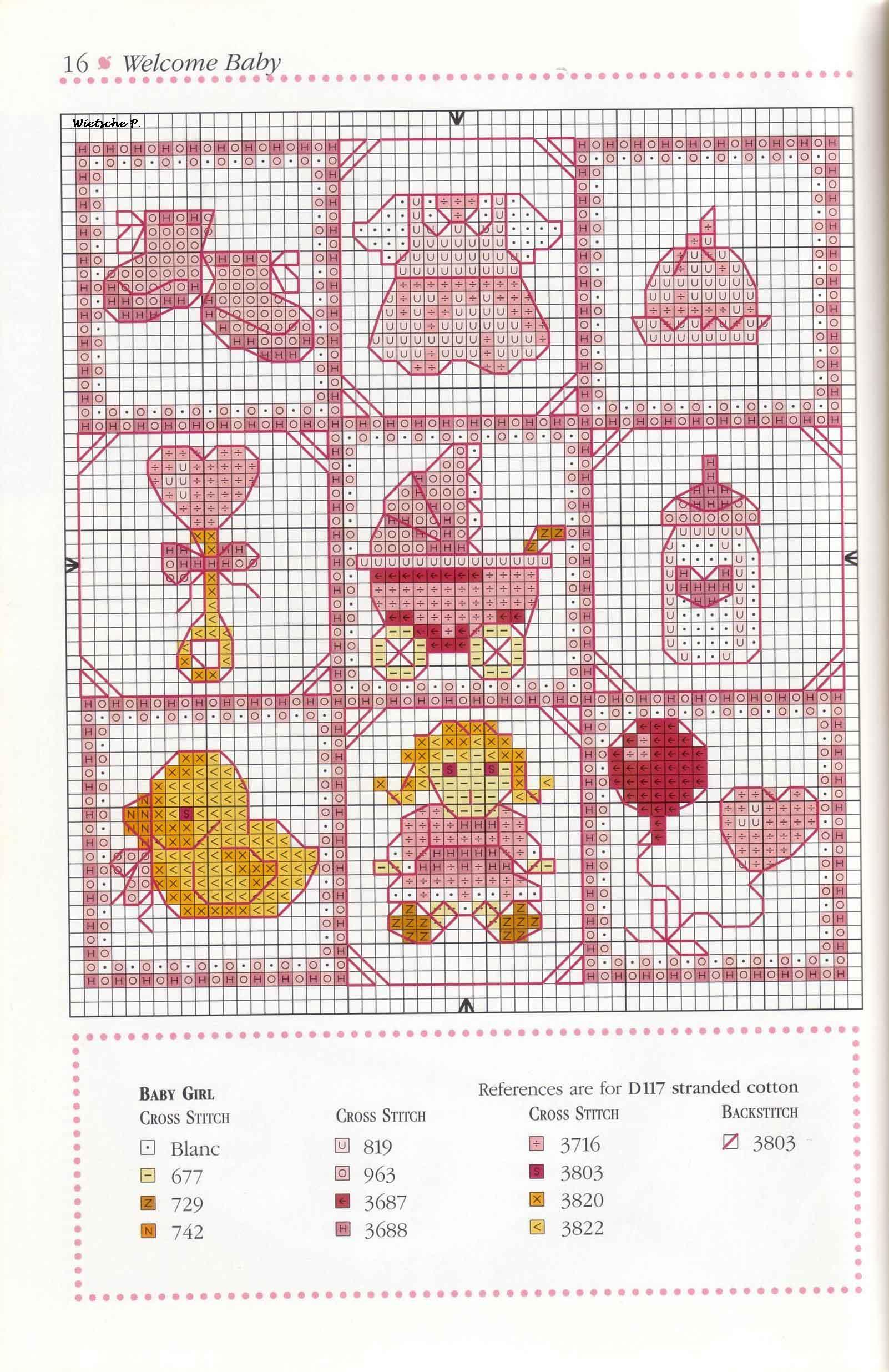 Схемы вышивка крестом метрика для новорожденных схемы