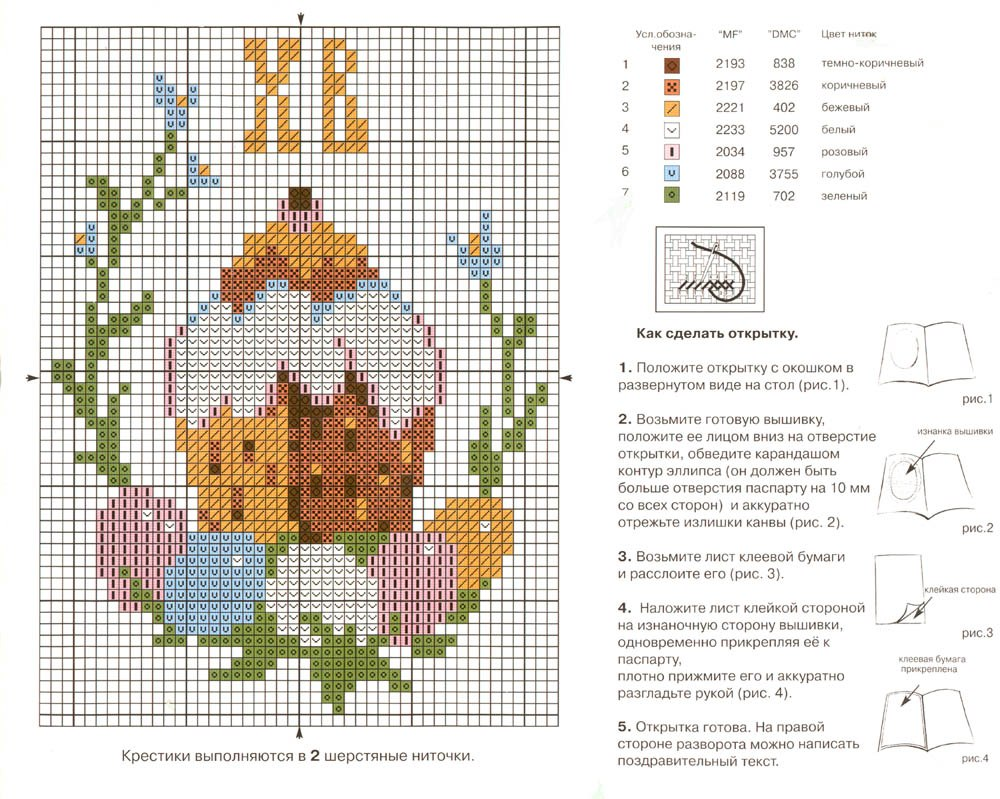 Схемы для вышивки крестом по темам 777
